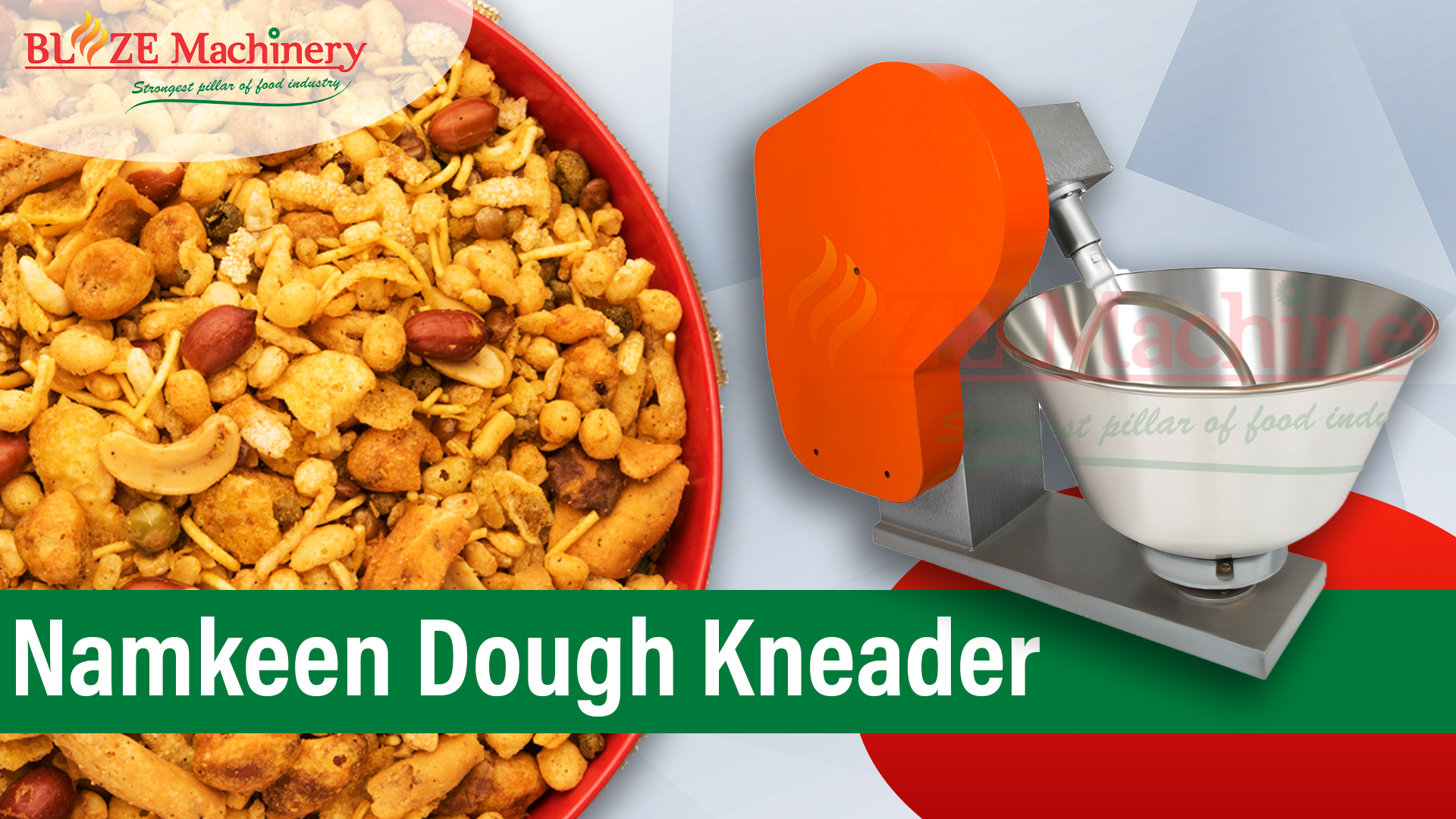Namkeen Dough Kneader