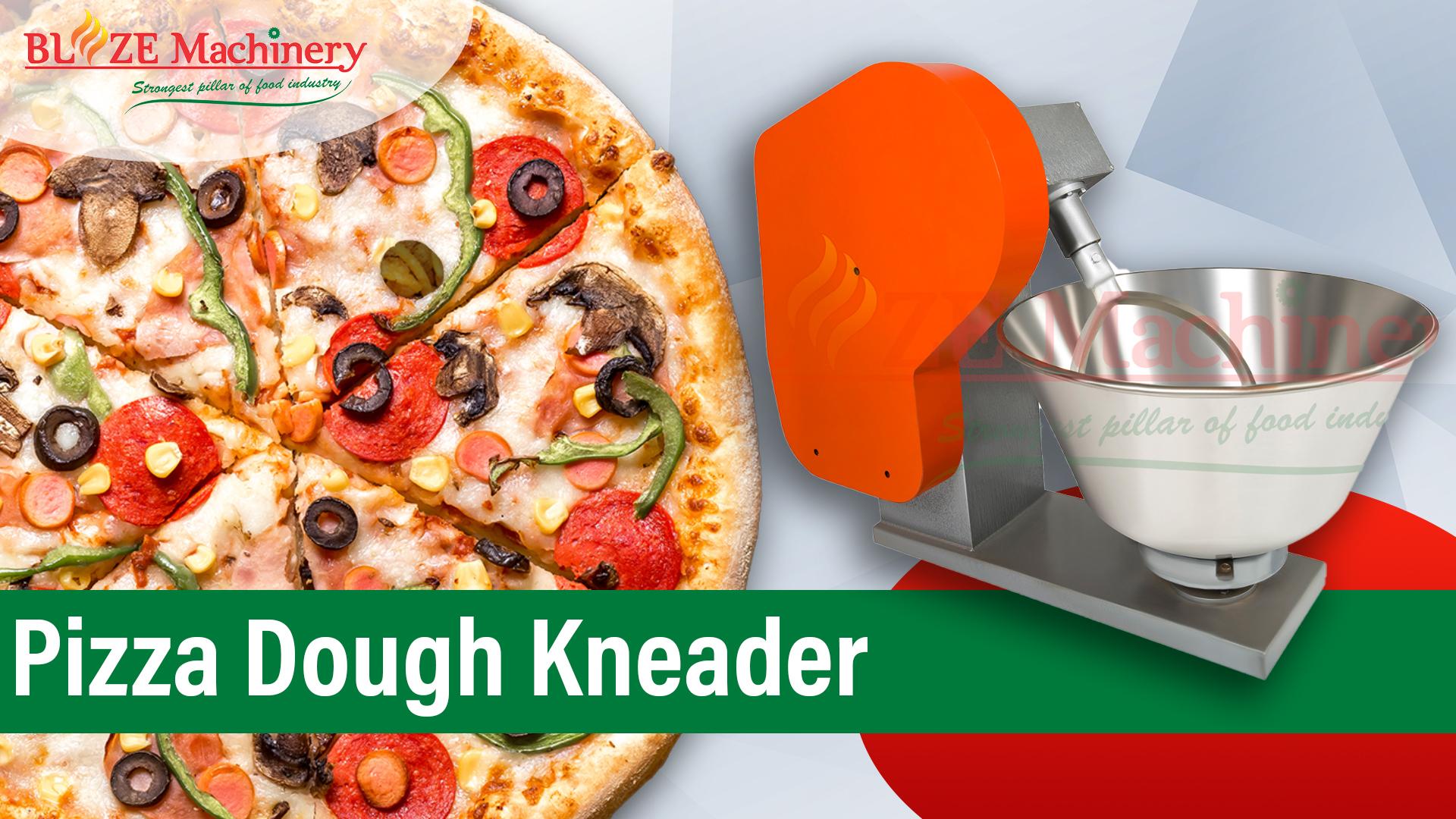 Pizza Dough Kneader