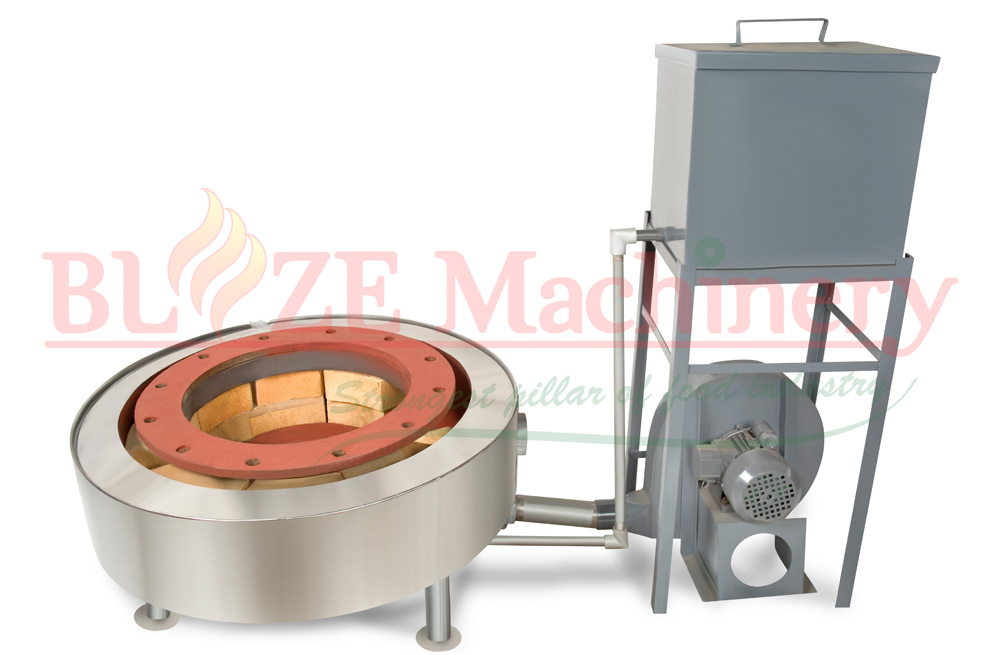 Bhajiya Frying Machine