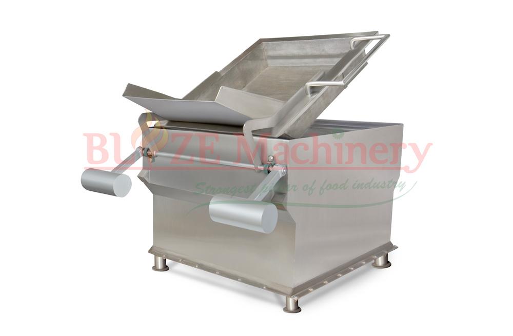 Pallets Frying Machine