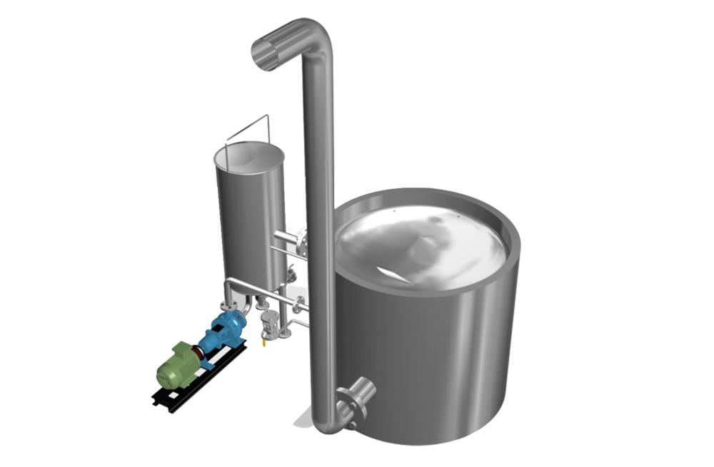 Sev Papdi Frying Machine