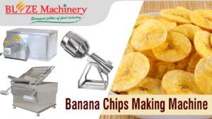 Banana Chips Making Plant