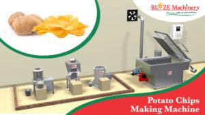 Potato Chips Making Plant