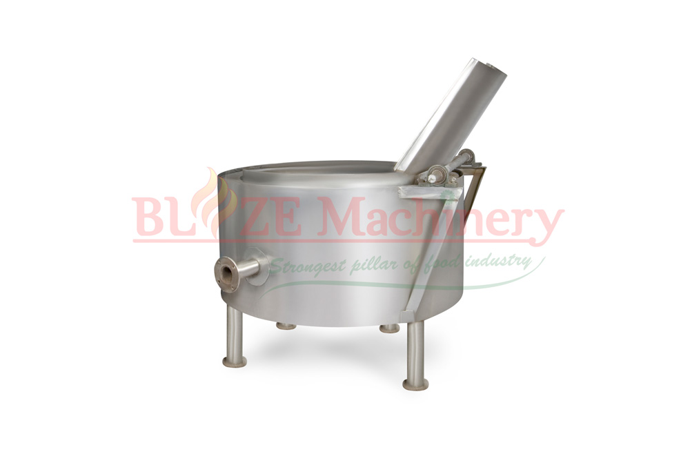 Multipurpose Continuous Frying System