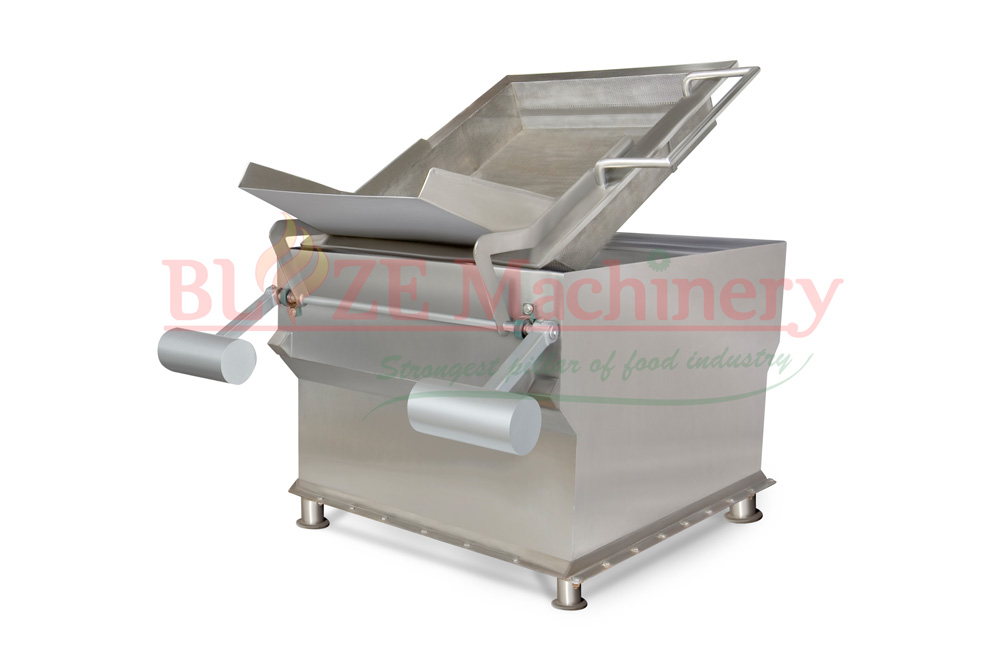 Onion Batch Fryer