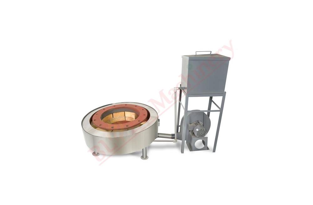Traditional Circular Fryer / Diesel Bhatti Chulha